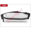 SOX Lifestyle univerzális slim sport övtáska - fehér