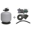 Bomba szivattyú Bomba V400 TOP 7500L 230V medence szûrõ (homokszûrõs vízforgató)