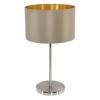 EGLO 31629 - Asztali lámpa MASERLO 1xE27/60W/230V