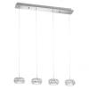 EGLO 39007 - LED függesztékes lámpa Corliano 4xLED/5W/230V