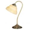 EGLO 85861 - MARBELLA asztali lámpa 1xE14/40W bronz