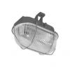 Panlux Panlux SOK-60/S - Kültéri mennyezeti lámpa OVAL KOV 1xE27/60W/230V šedá