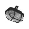 Panlux Panlux SOP-60/C - Kültéri mennyezeti lámpa OVAL 1XE27/60W/230V