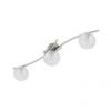 EGLO 90611 - PESCARA fali/mennyezeti lámpa 3xG9/40W kristály