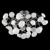 Luxera 64030 - ZEPELLIN csillár 18xG4/20W króm