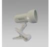Prezent 20021 - CENTRO csipeszes lámpa 1xE14/R50/40W fehér világítás