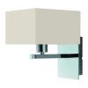 Prezent 25041 - MADRID fali lámpa 1xE14/40W bézs