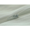Beliani Belso huzat - Belso zsák babzsákfotelhez - 140x180cm - Fehér