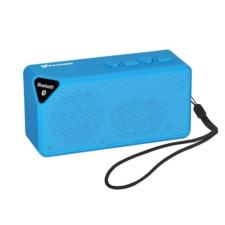 Vakoss Drótnélküli Bluetooth hangszóró és mikrofon SP-B1824BL kék aktív hangfal