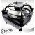 Arctic -Cooling Alpine 11 Pro Rev.2, CPU cooler with PWM, s. 775, 1156