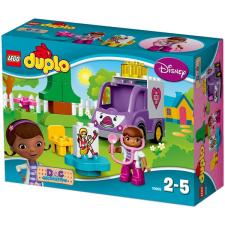 LEGO DUPLO Doc McStuffins Rosie a mentőautó 10605 lego