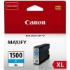 Canon PGI-1500XL C Tintapatron, Cián