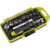 Extol Craft racsnis BIT és dugókulcs készlet 23db (53090)