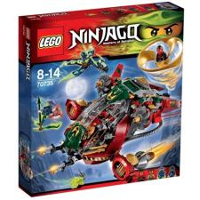 LEGO Ninjago Ronin R.E.X 70735 lego
