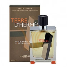 Hermés Terre D'Hermes H.2 Bottle Limited Edition EDT 100 ml parfüm és kölni