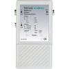 Axing Antenna jelerősítő és elosztó, szélessávú +10dB Axing TVS 9-02