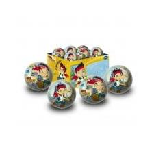 Disney Jake a kalóz labda, 15 cm játéklabda