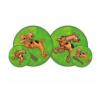 Scooby Doo sötétzöld labda, 23 cm játéklabda