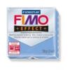Gyurma, 56 g, égethető, FIMO Effect, kékachát