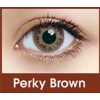 FreshKon Colors Fusion - Perky Brown 2 db