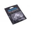AlphaCool 1046/1048 Eheim inlet adaptor 90° to 13/10mm - Chrome hűtés