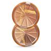 Rimmel London Sun Shimmer 3in1 Shimmering Bronzer Női dekoratív kozmetikum 002 Bronze Goddess Smink 9,9g
