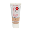 Rimmel London Lasting Finish 25h Nude Foundation Női dekoratív kozmetikum 200 Soft Beige Smink 30ml