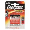 """ENERGIZER Elem, AAA mikro, 4 db, ENERGIZER """"Max"""" (EEAAA4MA)"""