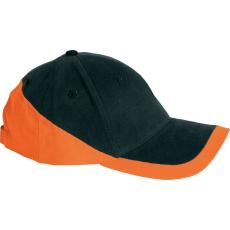 KARIBAN sapka, U, fekete/narancs (Kariban sapka, U, fekete/narancs)