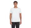 GILDAN Softstyle Gildan póló, fehér (Softstyle Gildan póló, fehér) férfi póló