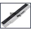 Samsung AA-PB9NS6W 4400 mAh 6 cella fehér notebook/laptop akku/akkumulátor utángyártott