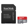 Sandisk microSDHC 16GB class 10 80MB/s MOBILE + Adapter