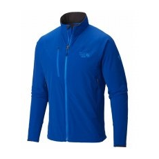 Mountain Hardwear Super Chockstone Full Zip Dzseki, Kék, L