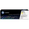 HP 201A Yellow Original LaserJet Toner Cartridge (CF402A)