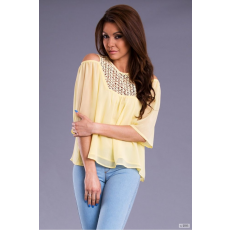 yournewstyle Blouse model 41152 YourNewstílus