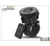Lifeproof univerzális kerékpárra szerelhető telefontartó - LifeActive Bike + Bar Mount with Quickmount - black kerékpár és kerékpáros felszerelés
