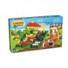 Unico Plus Farm építőjáték, 71 darabos