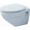 Duravit Duraplus schwarzwald fali WC
