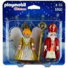 Playmobil Szent Miklós és a Karácsony angyala - 5592