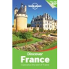 Lonely Planet France Discover Lonely Planet útikönyv 2015