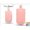 Pierre Cardin Slim álló tok,Sam Galaxy Mini, Pink