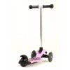 YBike Glider Deluxe roller - pink