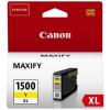 Canon PGI-1500XL sárga eredeti patron
