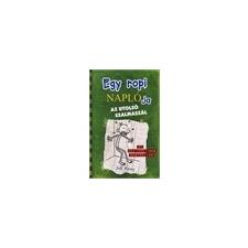 Jeff Kinney: Egy ropi naplója 3.: Az utolsó szalmaszál gyermek- és ifjúsági könyv