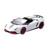 1:14 méretarányú, fehér-piros RC autó