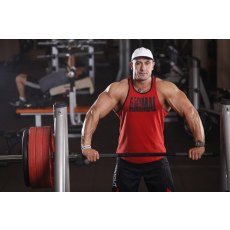 Universal Nutrition Animal Tank Top Red