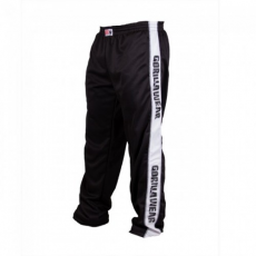 Gorilla Wear Track Pants Black/White