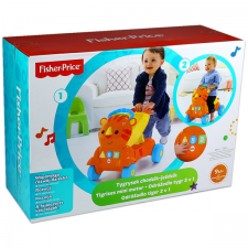Fisher-Price Tigrises mini motor bébijárgány