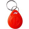 Soyal AM KeyTag No.2 125 kHz piros kulcstartós Proximity tag
