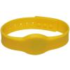Soyal AM Wristband No.4 125 kHz sárga proximity szilikon karkötő